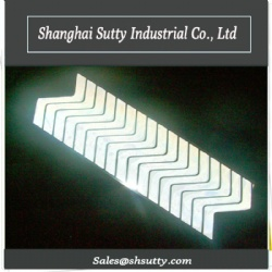 3M reflective heat transfer label